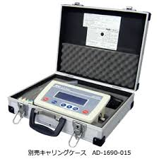 Carrying Case for Pipette Leak Tester