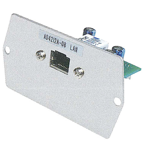 Ethernet Interface with WinCT