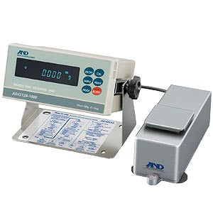 A&D AD-4212A-600 - 610g x 1mg Production Weighing System