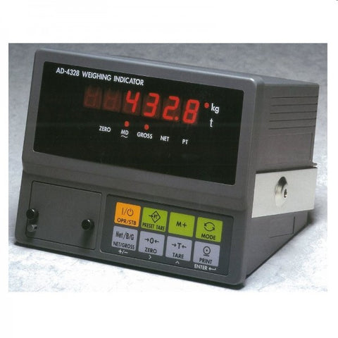 A&D AD-4328  Batch Weighing  Indicator  |  Legal for trade Canada