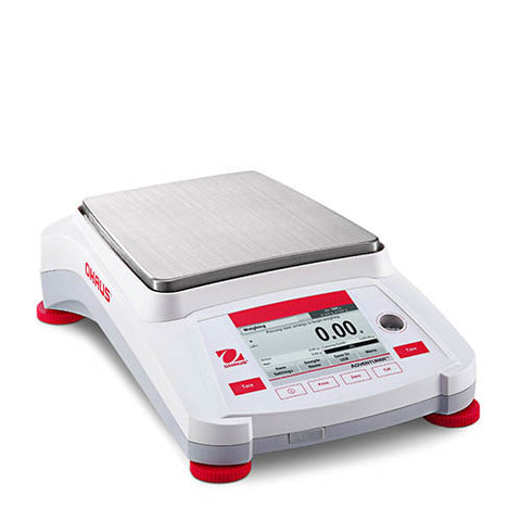 Ohaus AX2202N/E - 2200g x 0.01g Legal for Trade Precision Balance