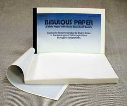 150 x 100mm, Heavy White Paper, Absorbant Sheets, 50 Sheets
