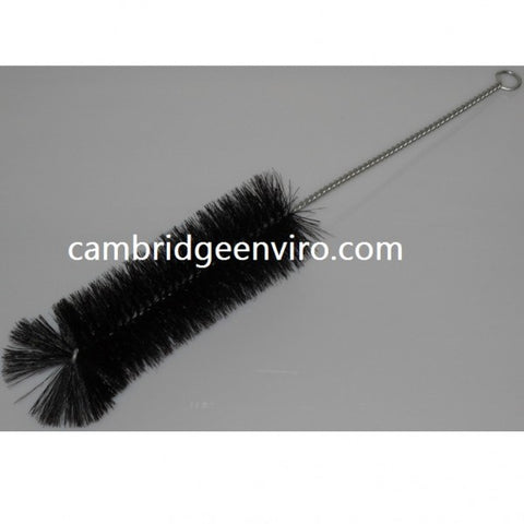 "13"" Black Nylon Cylinder Brush"
