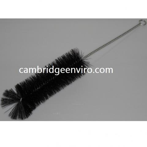 Black Nylon Cylinder Brush
