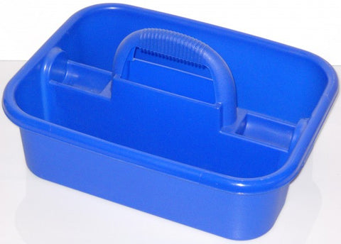 Blue Polypropylene, Carrier Tray