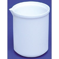 400ml Capacity, Non-Graduated PTFE Beaker