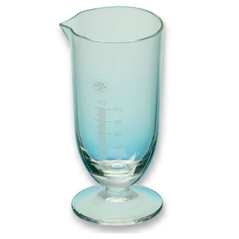 50ml Capacity, Glass Graduated Bell Measure