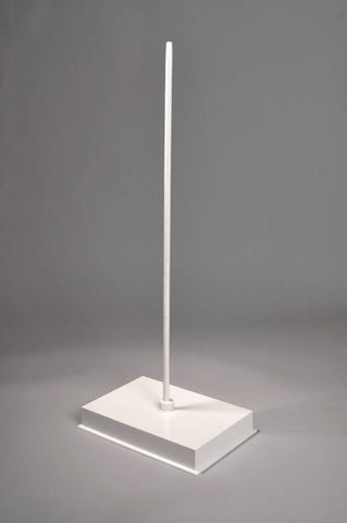 Support Stand - Polyethylene with Rod - Weighted | Cambridge Environmental
