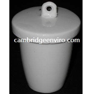 10ml High Form Crucible with Lid
