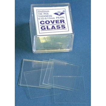 24 x 40mm, Rectangular Cover Slips