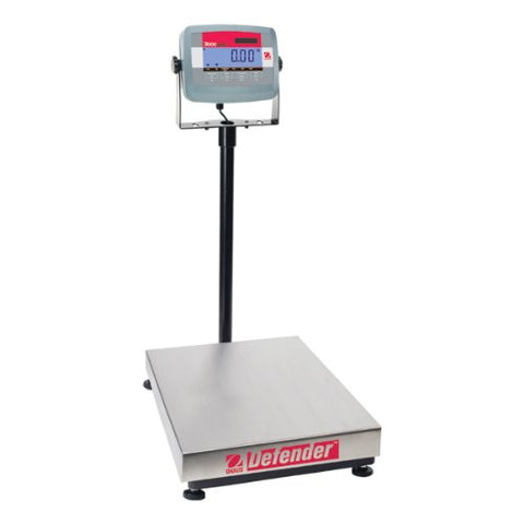 Ohaus Defender 3000 Series  132 Lbs / 60kg x 0.05 Lbs / 20g  1 year Warranty