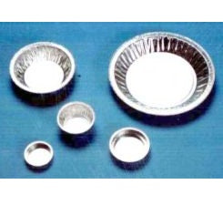 500ml Disposable Aluminium Dishes - 50 Dishes