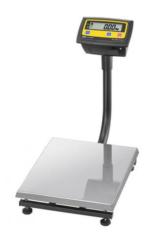 A&D Weighing Bench Scale 60kg x 20/10/5g