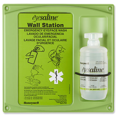 Basic Eyewash Station - 500ml Single Bottle