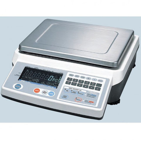 500g x 0.02g (A&D, 2 Year Warranty) Counting Scale