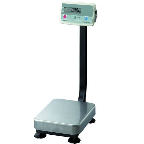 A&D FG-150KAMN - 150kg x 0.05kg Bench Scale - Legal for Trade Canada