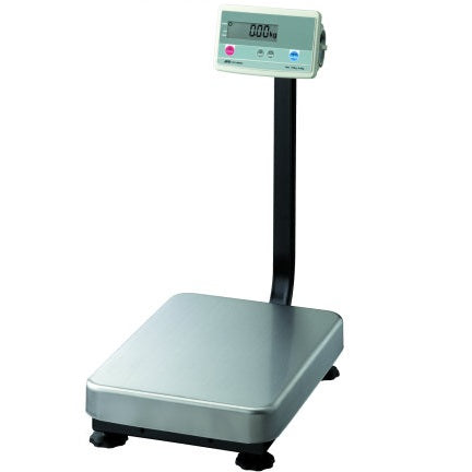 A&D FG-60KALN - 60kg x 0.02kg Legal for Trade AM-5627 Bench Scale