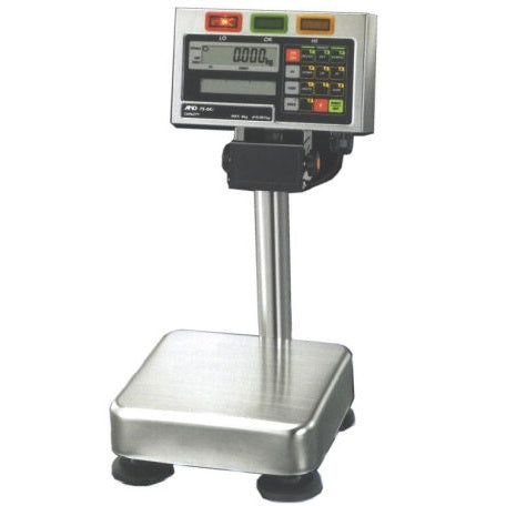 A&D FS-6Ki -6kg x 0.5/1/2g Legal for Trade Checkweighing Scale