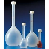 Polypropylene Volumetric Flask with Screw Cap