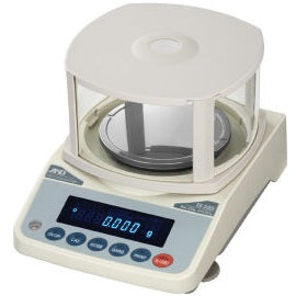 A&D GF-2002A - 2200g x 0.01g Precision Balance | Cambridge Environmental