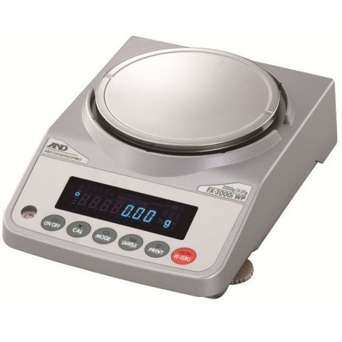 A&D Weighing FX-3000IWP