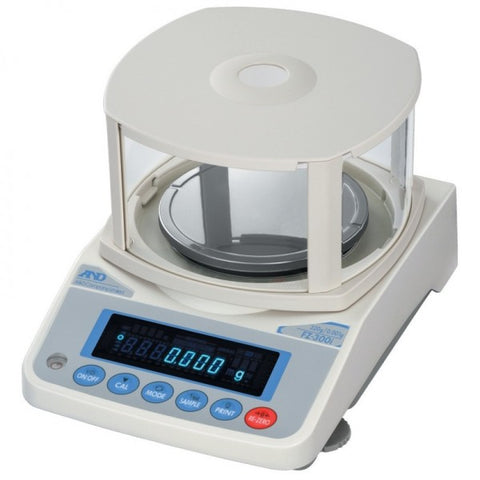 A&D Weighing FZ-300I