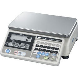 15kg x 0.002kg (A&D, 2 Year Warranty) Counting Scale