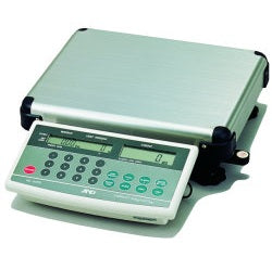 12kg x 0.002kg (A&D, 2 Year Warranty) Counting Scale