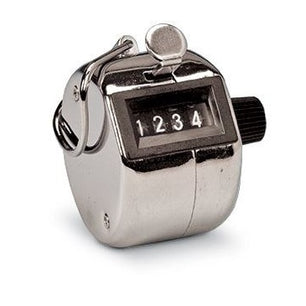 Tally Counter, 0 - 9999