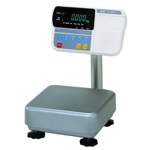 A&D HV-15KGV - 3/6/15kg x 1/2/5g Bench Scale Legal for Trade AM-5404