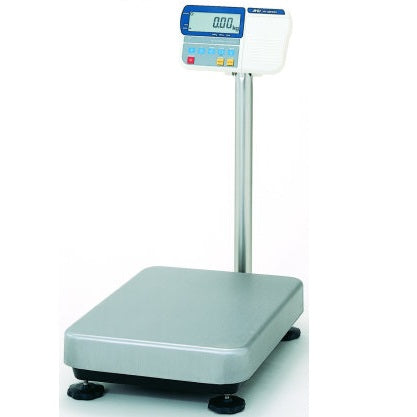 A&D HV-60KGL -15/30/60kg x 5/10/20g Bench Scale Legal for Trade AM-5404