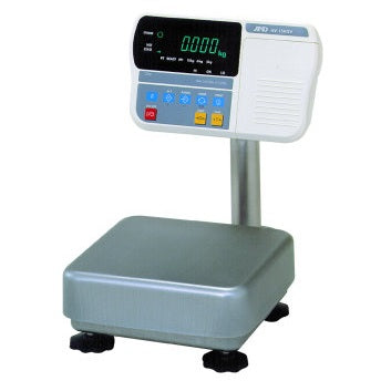 10kg x 0.001kg (A&D, 2 Year Warranty) Check Weighing Scale
