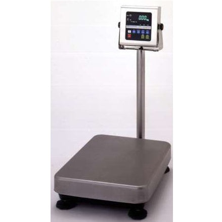 A&D HW-60KWP - 60kg x 0.005kg Washdown Check Weighing Scale 2 Year Warranty