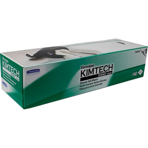 430 x 381mm, Kimwipes Cleaning Tissues, 140 Sheets