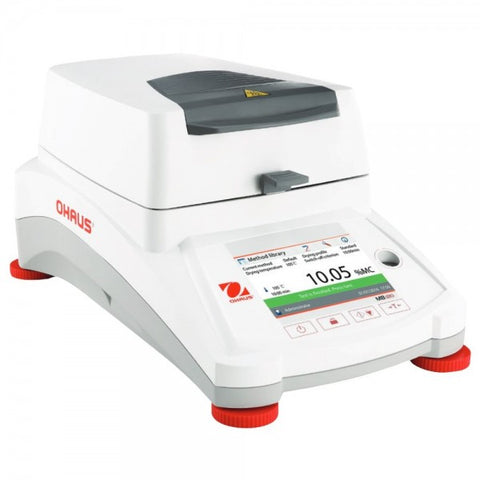 Ohaus MB120 -  120g x 0.001g - Moisture Analyzer | Cambridge Environmental