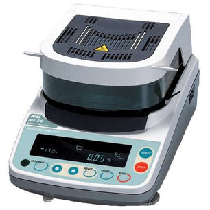 A&D MF-50 Moisture Analyzer - 51g x 0.002g | Cambridge Environmental