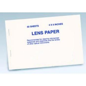Non-Abrasive Lint Free Cleaning Paper - 50 Sheets