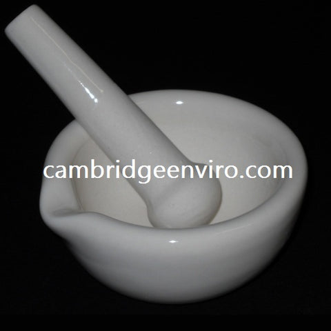 60ml Capacity Mortar & Pestle Set