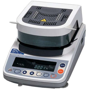 A&D MS-70 Moisture Analyzer - 71g x 0.1mg | Cambridge Environmental