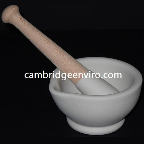 Wedgewood Mortar & Pestle Set - 142ml Capacity | Cambridge Environmental