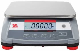 Ohaus R31P3 - 3kg x 0.1g Legal for Trade Compact Bench Scale
