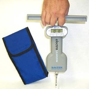 Salter Brecknell 10kg x 0.01kg  1 Year Warranty Hanging Scale - SA3N253