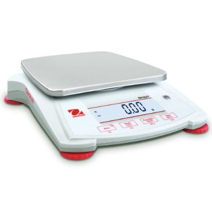 Ohaus SPX1202 1220g x 0.01g 2 Year Warranty Scout Portable Balance