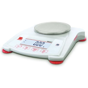 Ohaus SPX621 Scout Portable Balance 620g x 0.1g | Cambridge Environmental