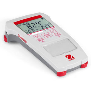Ohaus ST300-B Portable EC/pH Meter with IP54 Sets | Cambridge Environmental