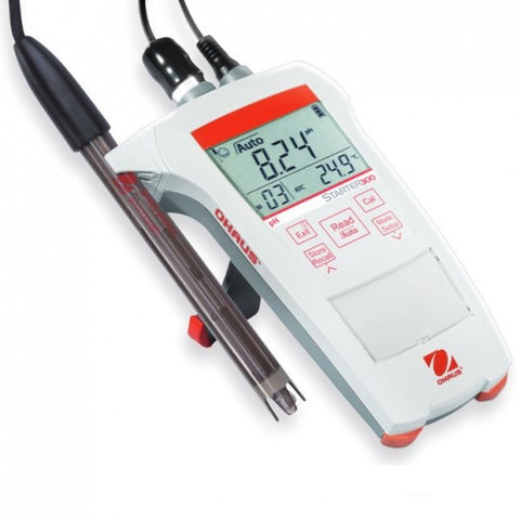 Ohaus ST400D-B Dissolved Oxygen Meter with Optical Technology, No Probe