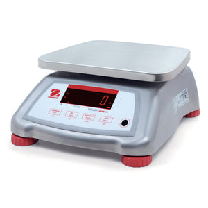 Ohaus V41XWE3T - 3 kg x 0.5g Legal for Trade Compact Bench Scale