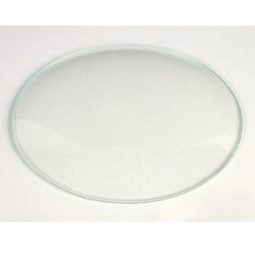 60mm Diameter, Soda-Lime Glass, Watch Glass