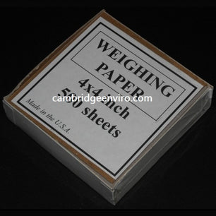 "4 x 4"" Weighing Paper"
