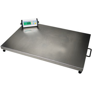 Adam Equipment CPWplus 75L  165lb/75kg x 0.05lb/0.02kg Floor Scale  1yr Warranty